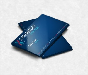 Free-Business-Card-Template-For-Laboratory
